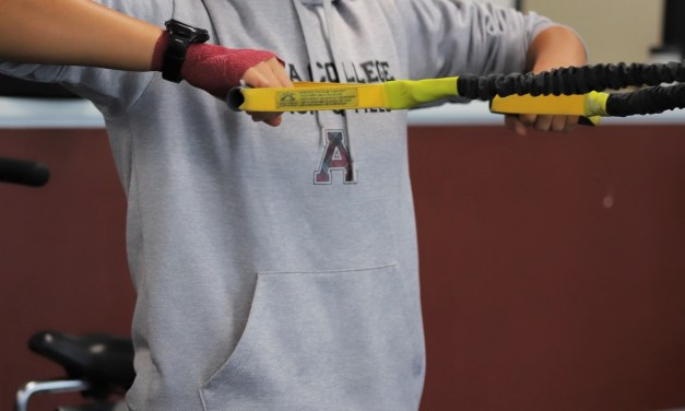 Athletes improve in the off-season