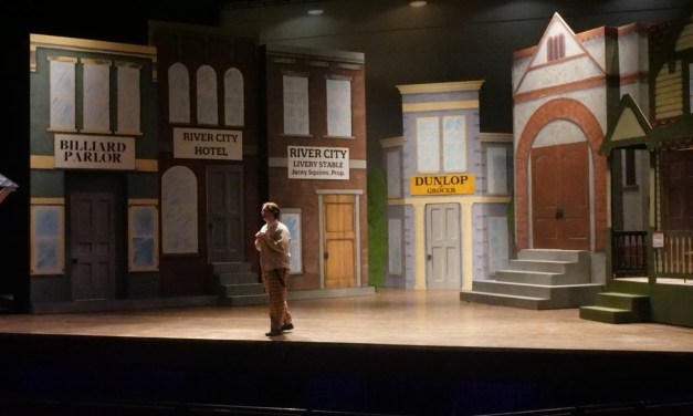 Alma College Theatre Presents: The Music Man