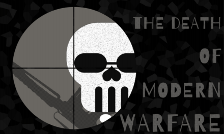 """Modern Warfare's"" Lost Soul"