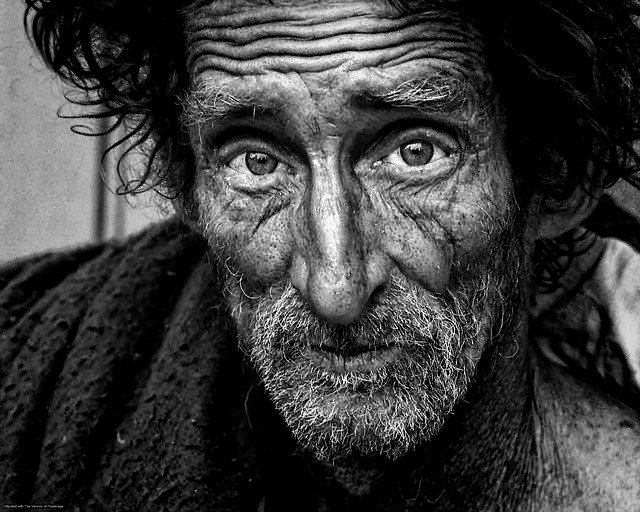 We must encounter the poor during the interview.