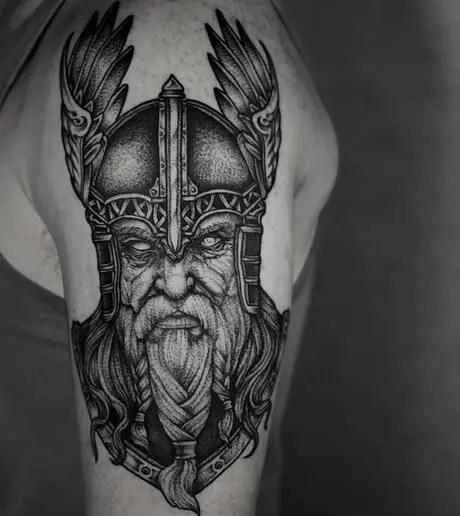 Odin Tattoo