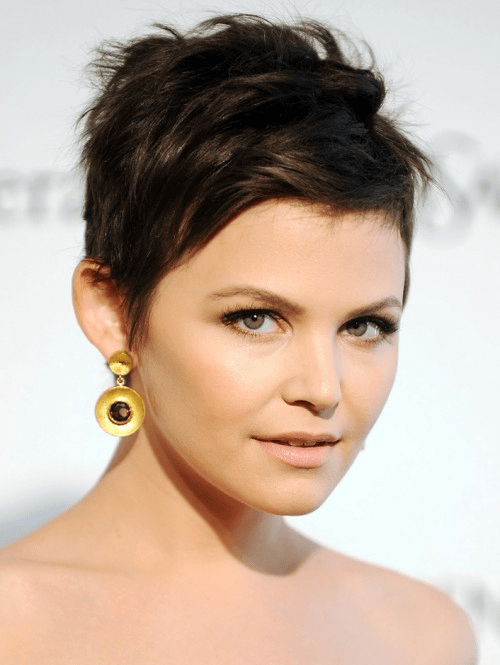 The Messy Pixie Hairstyle