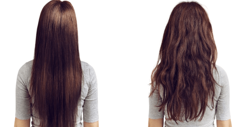 Straighten Synthetic Wig
