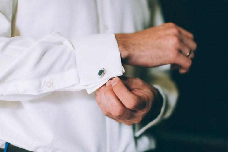 How To Properly Wear Cufflinks