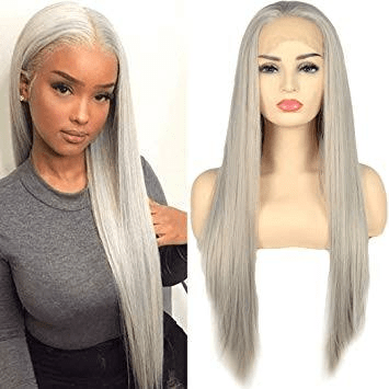Wear a Lace Front Wig With Natural Hair