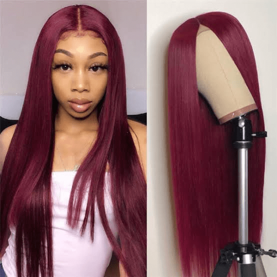 Dye a Lace Front Wig
