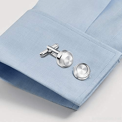 Cufflinks On a Regular Shirt
