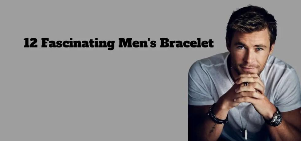 Chris Hemsworth Bracelet