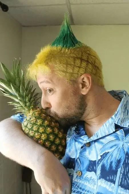 Pineapple On Crown
