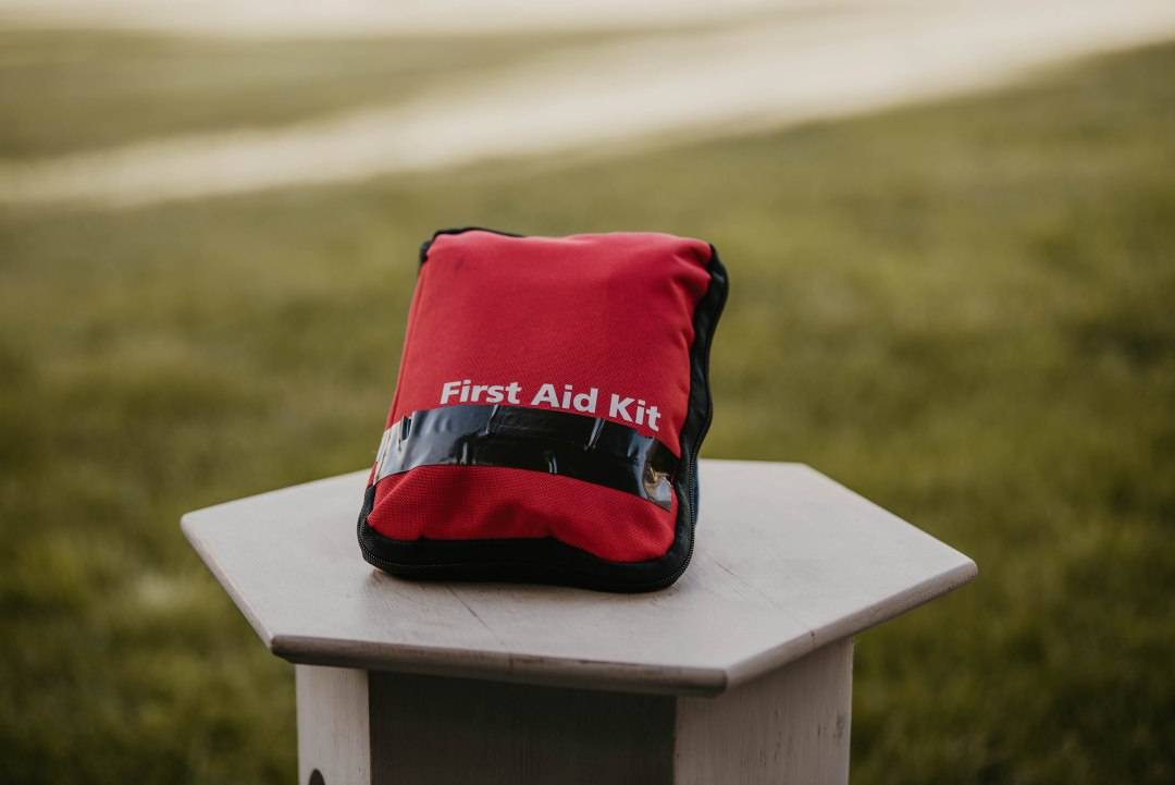A first aid kit is one of the many great gift ideas for outdoor enthusiasts.