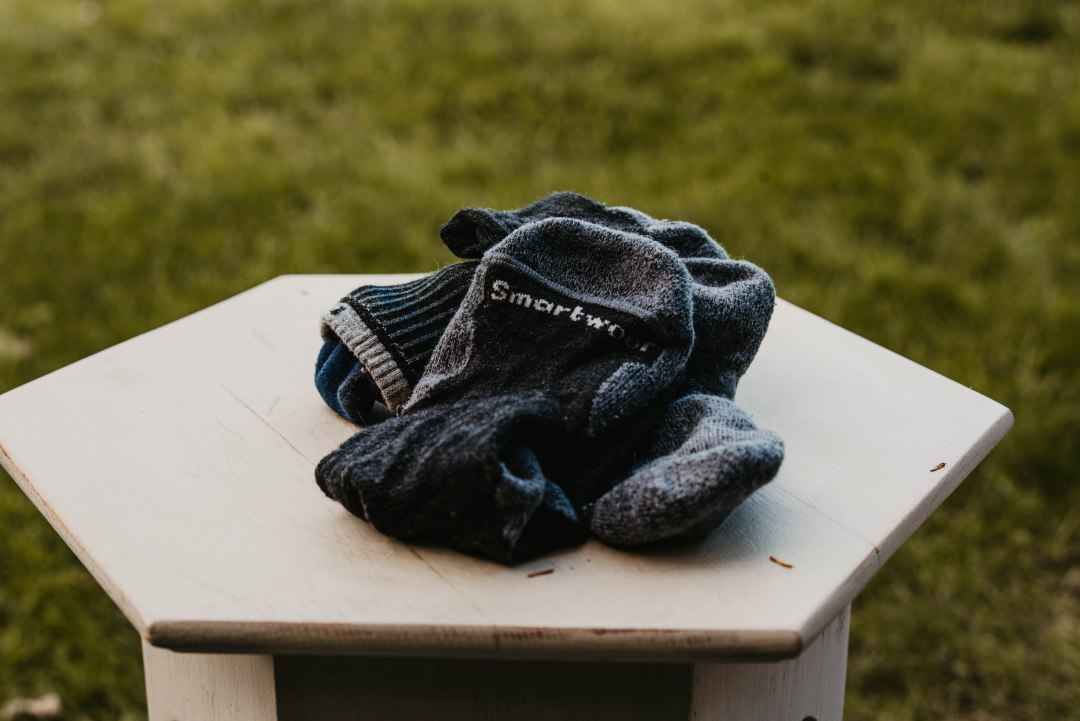 A pair of lightweight socks is one of the many great gift ideas for outdoor enthusiasts.