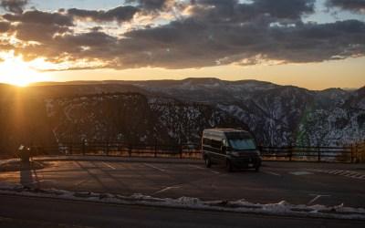 How to Plan a Van Ski Trip