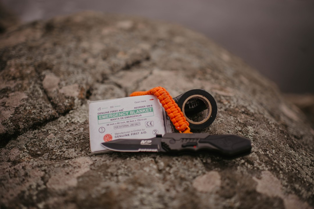 Hiking Essential to bring on every hike: Emergency Kit