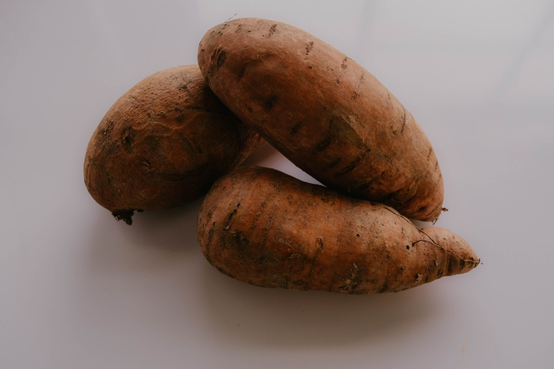 Sweet potatoes are a great carbohydrate source for performance.