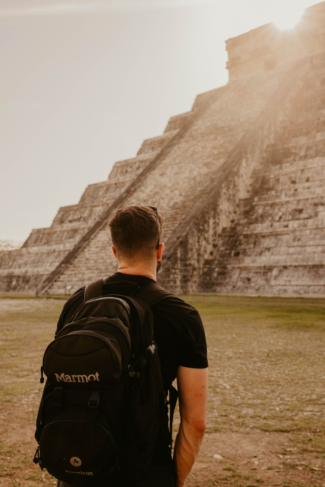 Adventure photography tips include getting to popular attractions right when they open for the best photo opportunities.