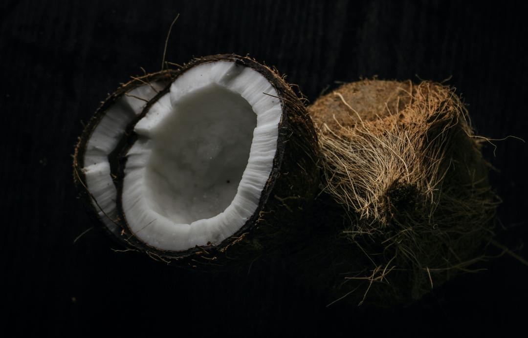 Coconuts are filled with healthy fats for better athletic performance.