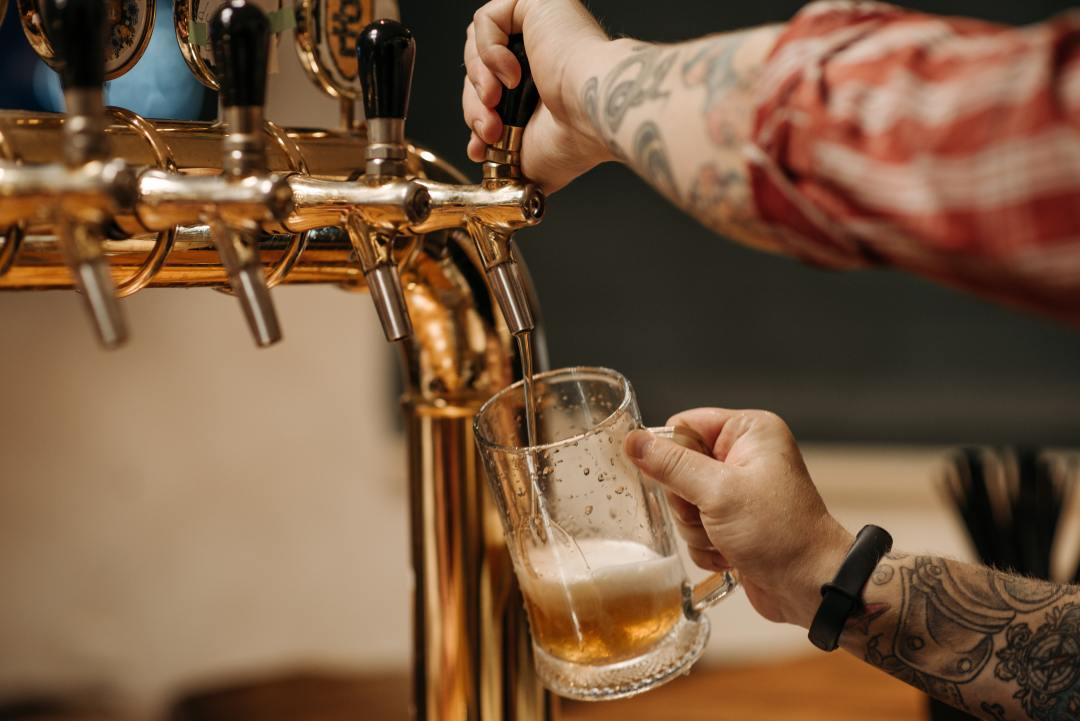 Experience New York City like a local with a brewery tour.