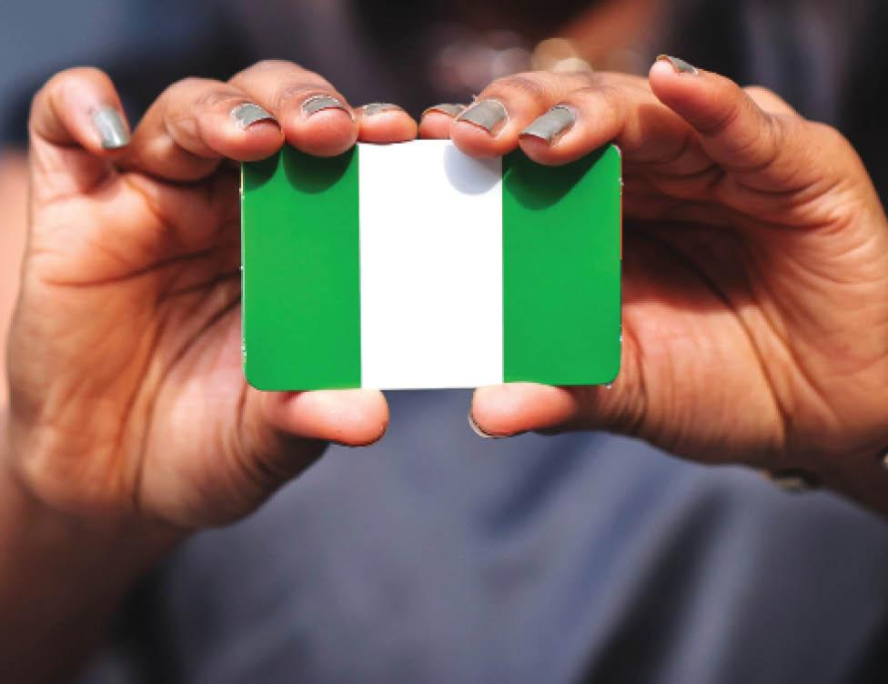 TWEAKING NIGERIA'S DEMOCRACY TO DELIVER MORE FOR THE PEOPLE