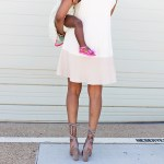 francesca's, what to wear mothers day, swing dress, spring dresses, a line dress, steve madden christey, mommy fashion, francesca dresses, fashion blogger, brown girl blogger, black fashion blogger, mothers day