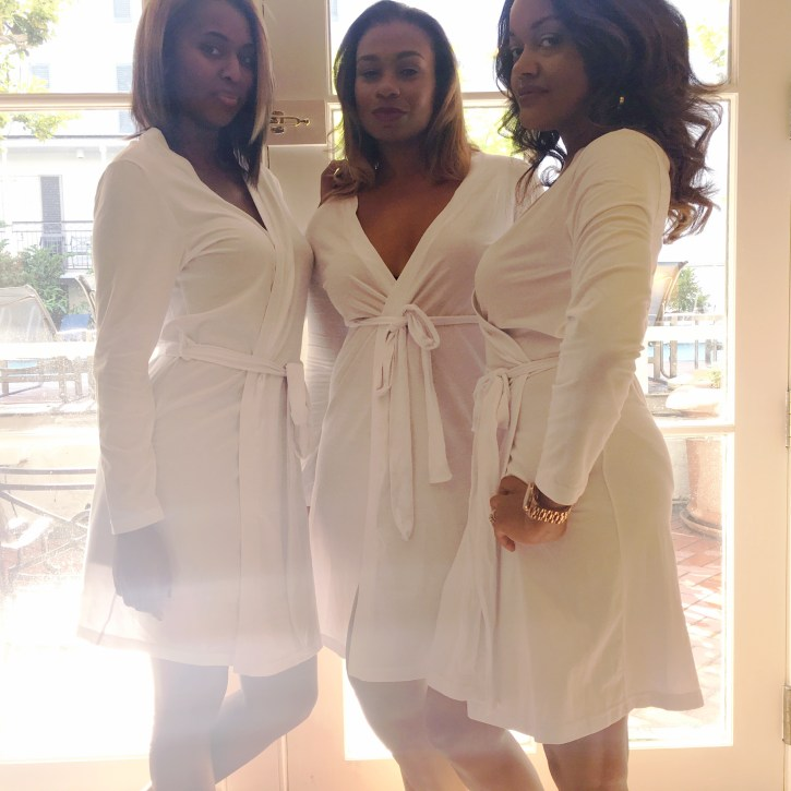 recluse apparel, customized robes, beyonce robes, customized clothing, dallas blogger, fashion blogger, girls trip, girls getaway, new orleans, squad goals, formation tour, lemonade