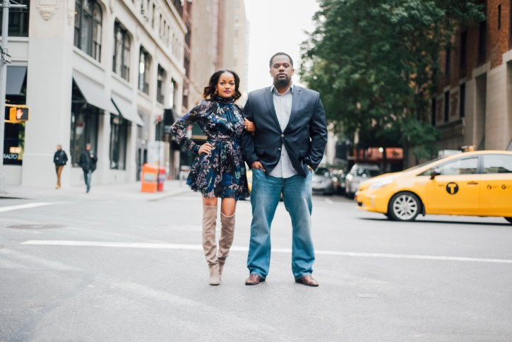 RENT THE RUNWAY, emanuel ungaro garden print dress, relationship goals, steve madden gorgeous over the knee boot, affordable over the knee boots, stuart weitzman over the knee dupe, dallas blogger, black fashion blogger, engagement picture inspiration