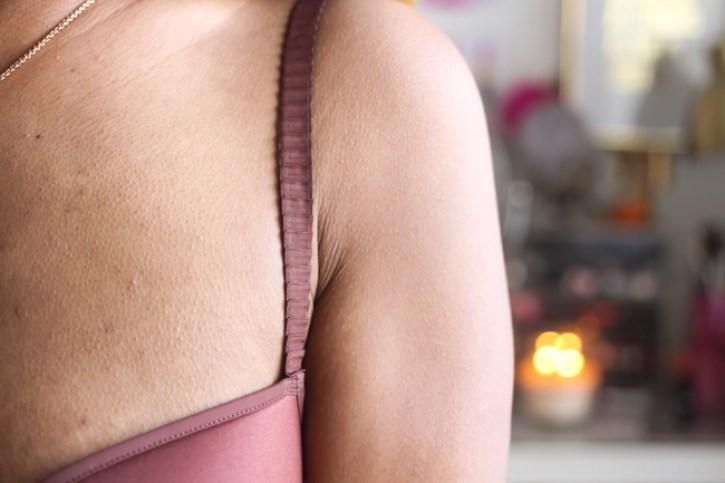 third love new naked collection, women bra's, nude bra, nude bras for black women, nude bras for women of color, dallas blogger, women underwear, comfortable t-shirt bra, best t-shirt bra, third love