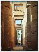 Inside the Great Hypostyle Hall