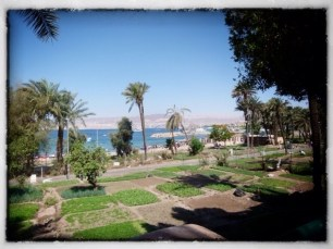 Water front at Aqaba
