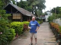 Scott in Luang Prabang