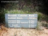 Short walks or long ones