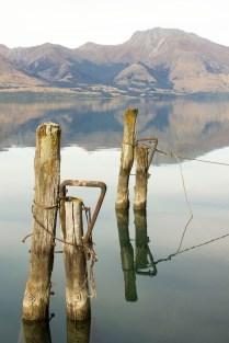 Poles, Lake Wakatipu