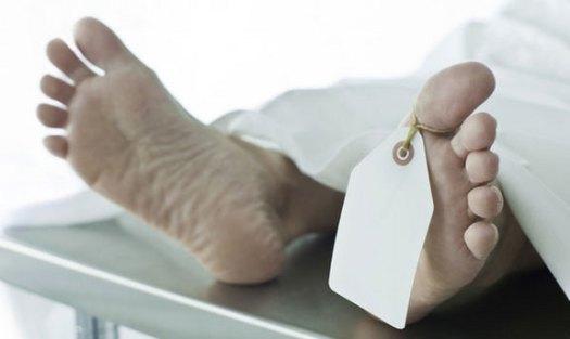 morgue cadaver