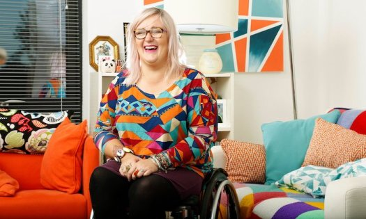 Emily Yates: 'I'm much more than a girl in a wheelchair.'