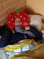 Strawberry Head!!