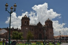 Cusco's Cathederal
