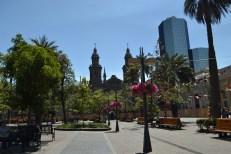 Plaza de Armas- Santiago