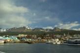 Ushuaia from the sea