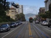 Cable car- San Francisco
