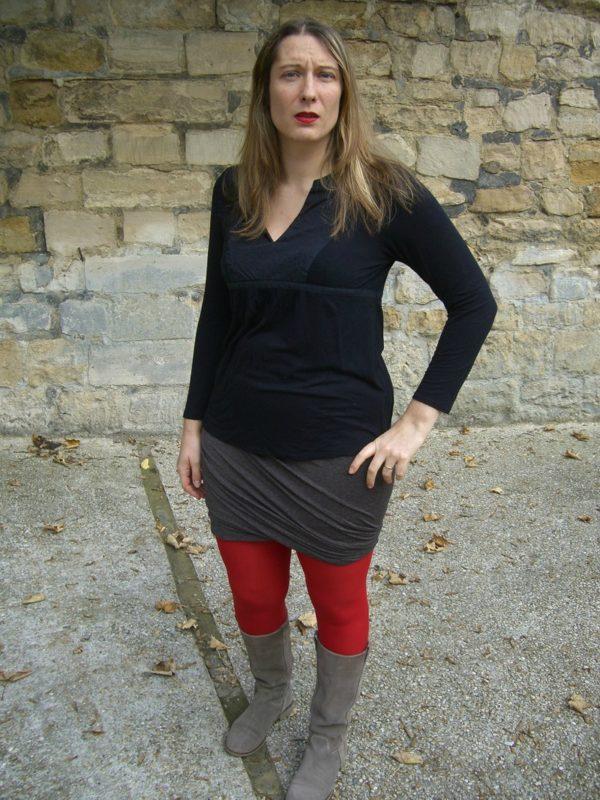 jupe drapée marie (7)