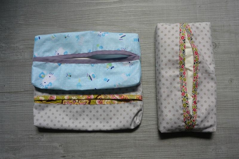 pochettes mouchoirs