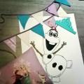 anniversaire reine des neiges (1)