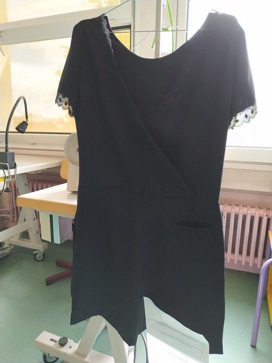 CAP Métier de la Mode vêtement flou 2019