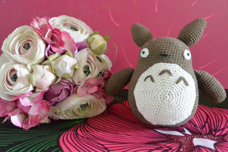 Petit Totoro crochet