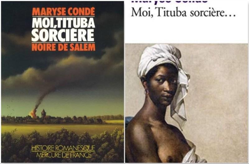 Moi Tituba sorcière noire de Salem