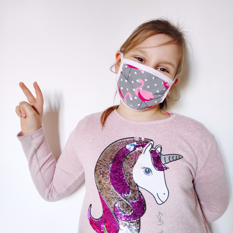Masque enfant primaire jersey petit dom the amazing iron woman (3)