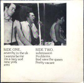 Sex Pistols BB77 b