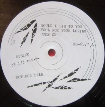 Whitesnake DPOBC lbl 77A