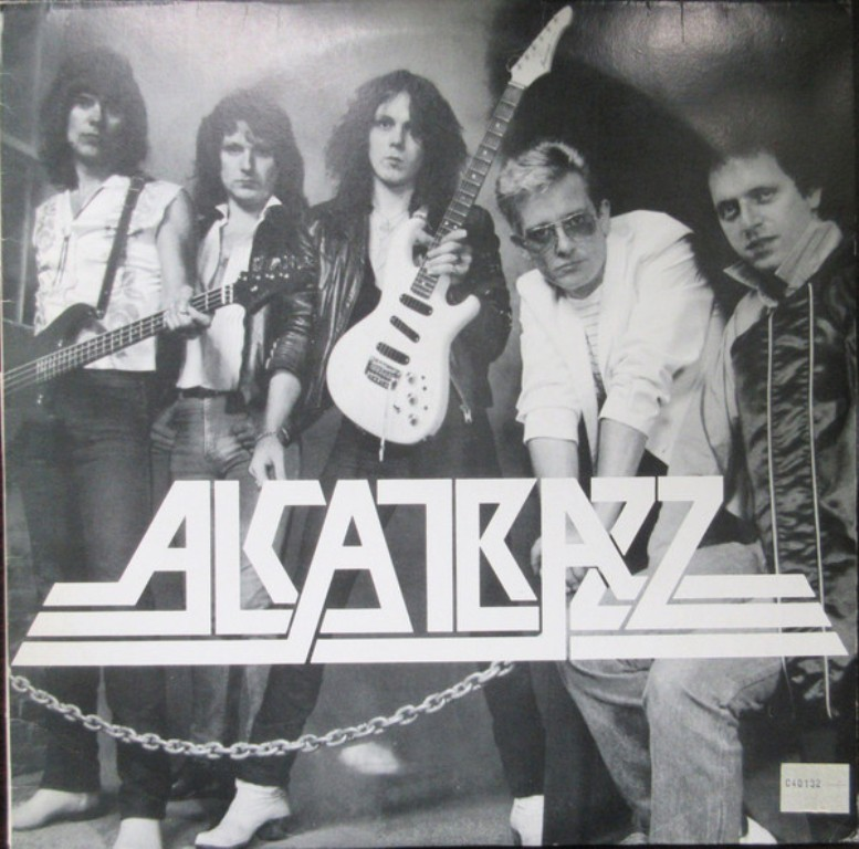 Alcatrazz On Parole Xl 1574 5 The Amazing Kornyfone Label