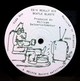 Beatles Ed's Really Big Beatles Blast blu lbl 1