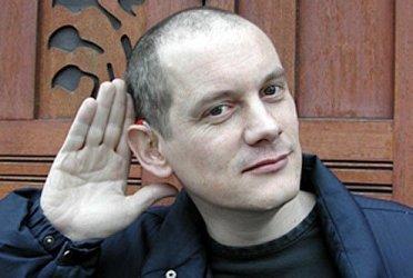 Steven Day, London, deaf, stand-up comedian